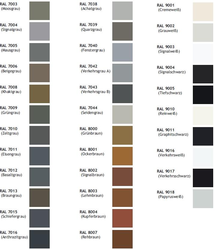 Fenster Farben.Alu Fenster 24 Aluminiumfenster Farbenvielfalt Akzo Nobel