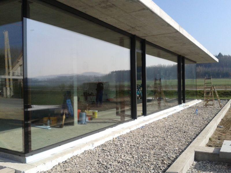 Bevorzugt Alu Fenster 24 - Aluminium Premium Fenster Referenzen WL55